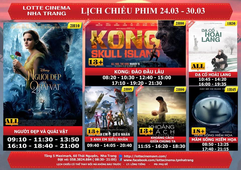 Phim Dạ Cổ Hoài Lang - Khởi Chiếu Ngày 24-3-2017