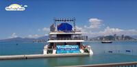 Bắn Pháo Hoa Tại Bến Du Thuyền Ana Marina