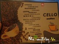 Cafe Cello