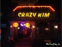Crazy Kim Bar