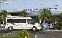 Xe đưa đón sân bay Cam Ranh - Nha Trang