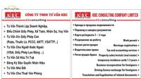 TOP 8+ Dịch Vụ Thành Lập Công Ty Nha Trang