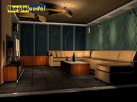 Karaoke Pha Lê Xanh 2
