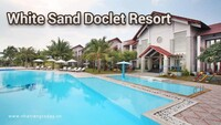 White sand Doclet resort