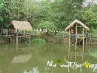 Lâm Viên câu cá giải trí tại Nha Trang