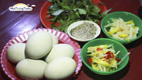 Trứng Vịt Lộn Nha Trang