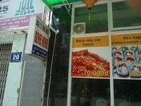 Nhà hàng Việt Hàn
