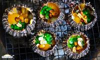 Những món ăn ngon - bổ từ cầu gai