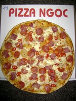 Pizza Ngọc