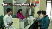 Quỹ Tín Dụng Nhân Dân Vĩnh Thái