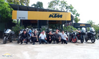 Showroom KTM Nha Trang