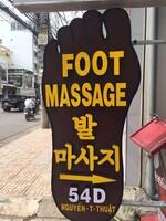 SUNFLOWER 2 FOOT MASSAGE – MASSAGE CHÂN NHA TRANG