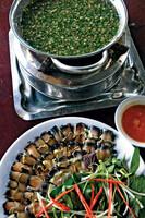 Là lạ món thịt san hô cồi điếu - hàu điếu