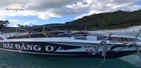 Thuê Tàu - Cano Đi Đảo Bình Ba