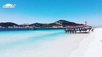 Thuê Tàu - Cano Đi Đảo Bình Hưng