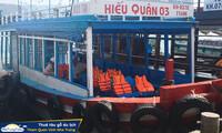 Cho Thuê Tàu - Cano Tham Quan Đảo Nha Trang