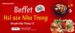 [Top 11+] Buffet Nha Trang (Hải Sản - Nướng - BBQ - Rau) - Cập Nhật 2021