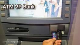Hệ Thống ATM Ngân Hàng TM - CP Việt Nam Thịnh Vượng VP Bank Nha Trang