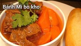 Bánh Mì Bò Kho Nha Trang