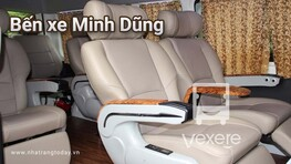 Bến Xe Minh Dũng Nha Trang