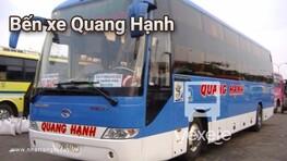 Bến Xe Quang Hạnh Nha Trang