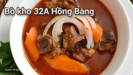 Bò kho 34A Hồng Bàng Nha Trang