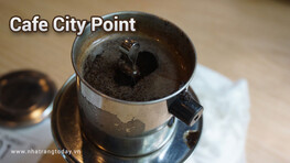 Cafe City Point Nha Trang