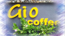 Cafe Gió Nha Trang