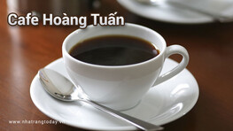Cafe Hoàng Tuấn Nha Trang