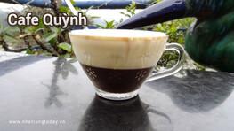 Cafe Quỳnh Nha Trang