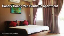 Khu Căn Hộ Hoàng Yến Canary Nha Trang