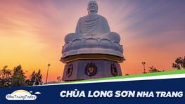 Chùa Long Sơn Nha Trang - Kim Thân Phật Tổ Linh Thiêng