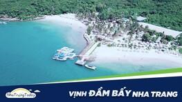 Vịnh Đầm Bấy Nha Trang - Bãi Biển Đẹp Tựa Maldives