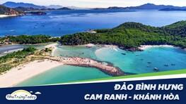 Đảo Bình Hưng Cam Ranh - Khánh Hòa