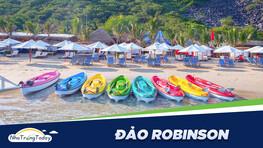 Đảo Robinson Nha Trang - Hòn đảo Khiến Dân Phượt Mê Mẩn