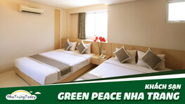 Khách Sạn Green Peace Nha Trang