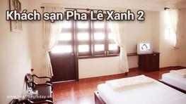 Khách Sạn Pha Lê Xanh 2 Nha Trang