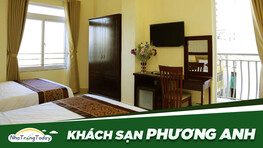 Khách Sạn Phương Anh Nha Trang