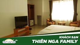 Khách Sạn Thiên Nga Family Nha Trang