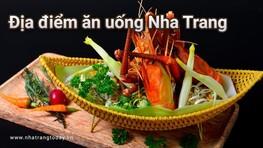 Top 20 địa điểm ăn uống tại Nha Trang
