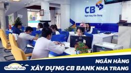 Ngân Hàng TM - CP Xây Dựng CB Bank Nha Trang Khánh Hòa