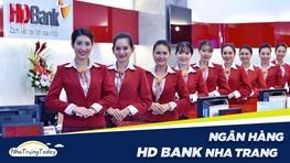 Ngân Hàng TM - CP Phát Triển Thành phố Hồ Chí Minh HD Bank Nha Trang