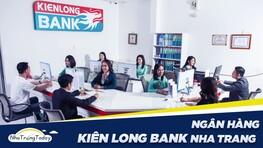 Ngân Hàng TM - CP Kiên Long Chi Nhánh Nha Trang Khánh Hòa
