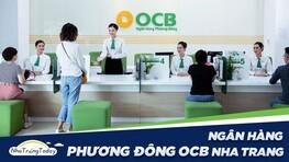 Ngân Hàng TMCP Phương Đông OCB Chi Nhánh Nha Trang Khánh Hòa