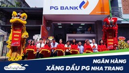 Ngân Hàng TM - CP Xăng Dầu Petrolimex PG Bank Chi Nhánh Nha Trang