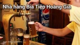 Nhà hàng bia Tiệp Hoàng Gia Nha Trang
