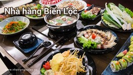 Nhà hàng Biển Lộc Nha Trang