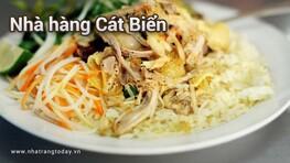 Nhà hàng Cát Biển Nha Trang