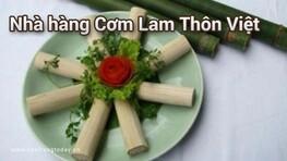 CƠM LAM THÔN VIỆT NHA TRANG