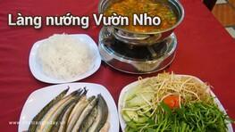 Làng nướng Vườn Nho Nha Trang